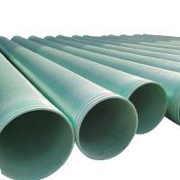 玻璃钢排污管道的加热处理工艺如何