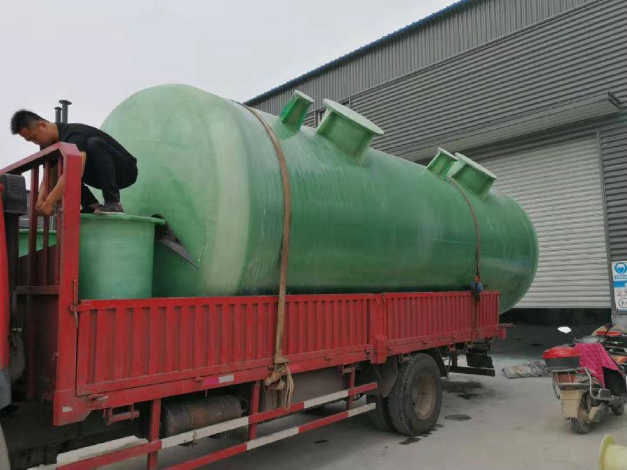 玻璃钢盐酸储罐设备有怎样的生产工艺